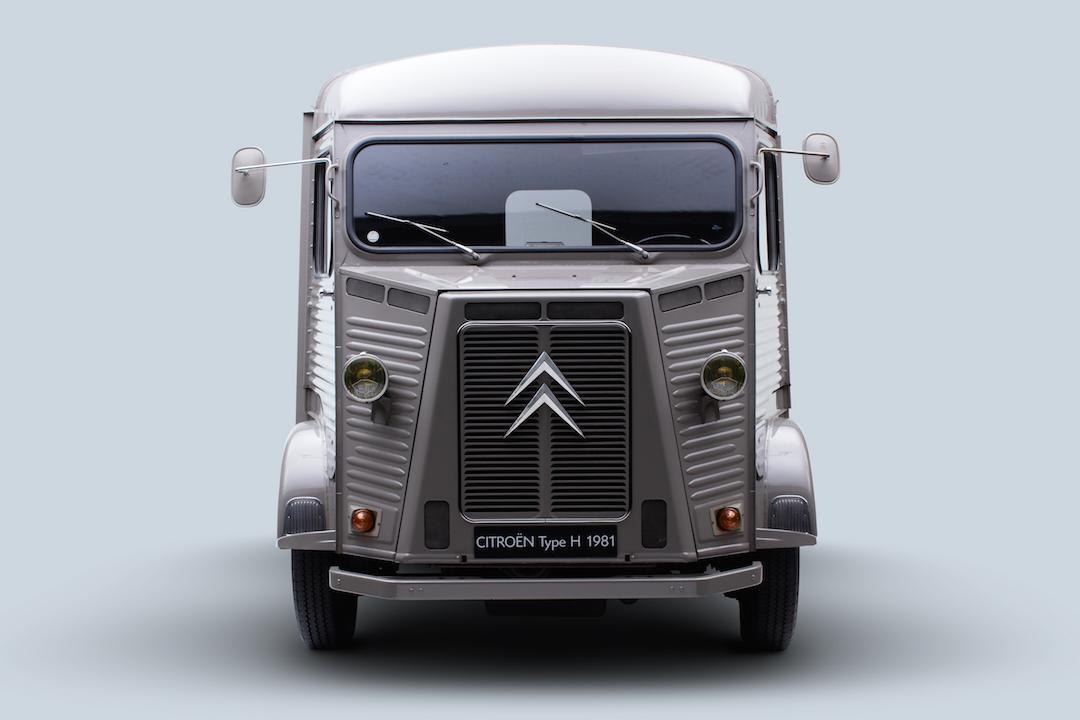 H Van