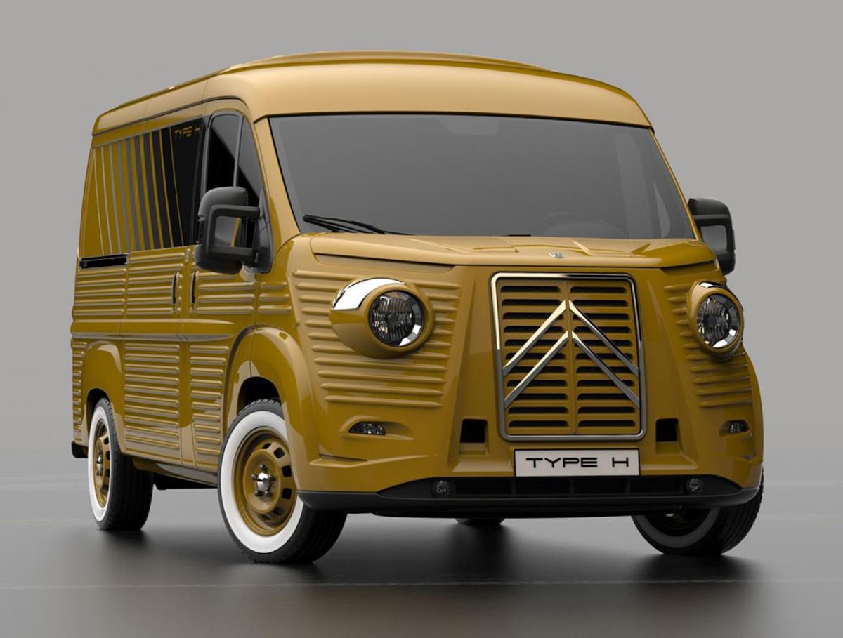 New H Van