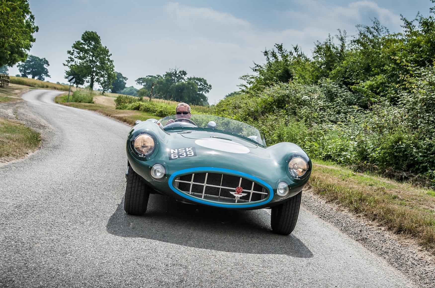 ASM R1 on road Aston Martin DBR1 replica