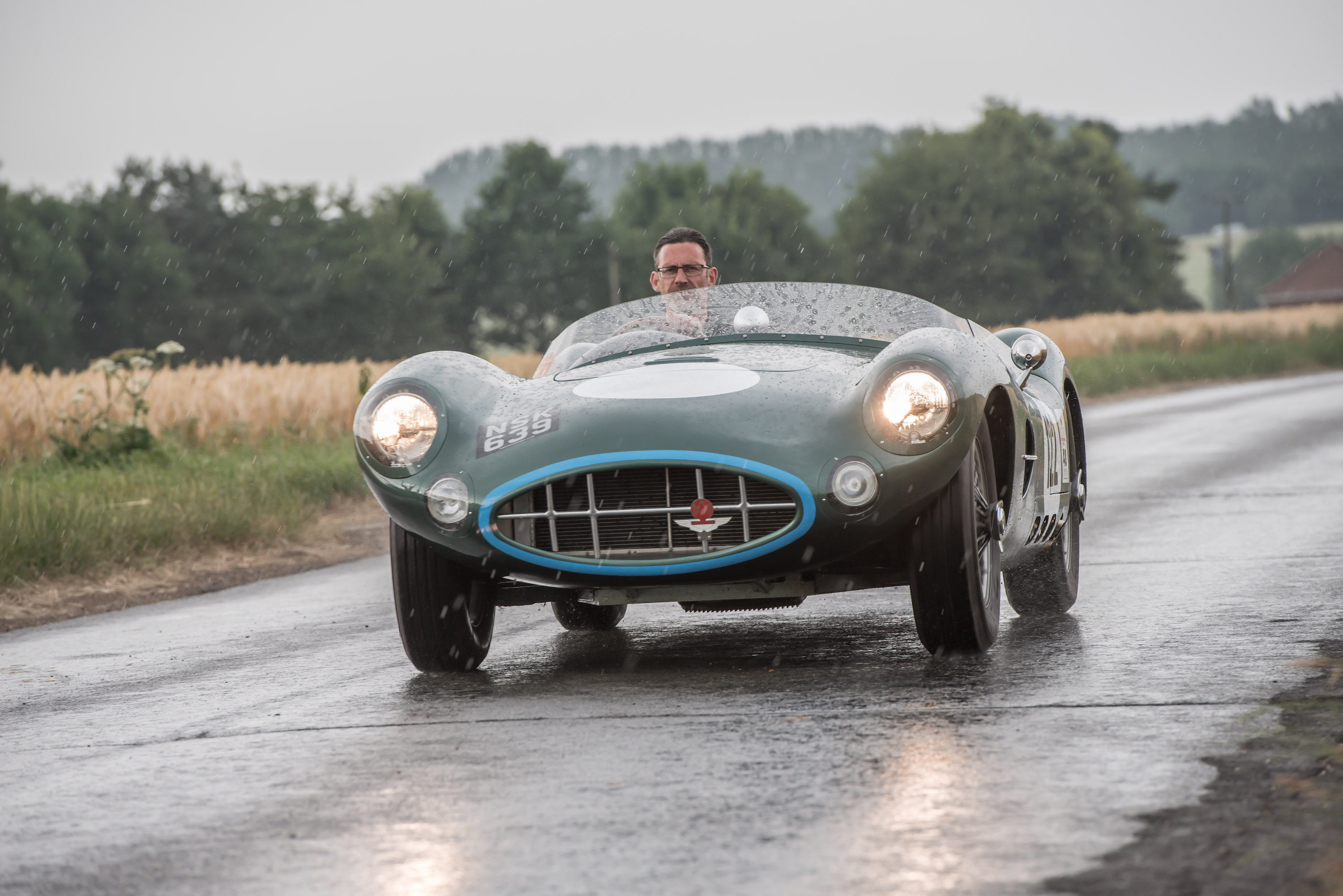 ASM R1 DBR1 driving rain