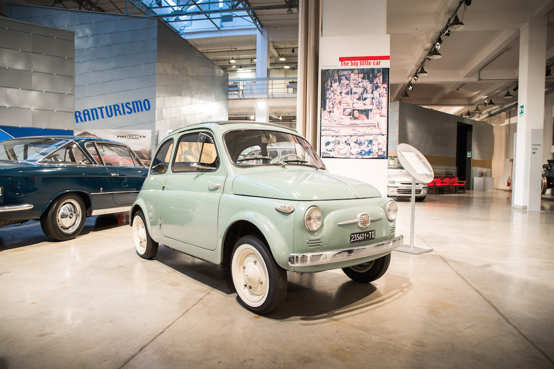 Diat 500 in museum