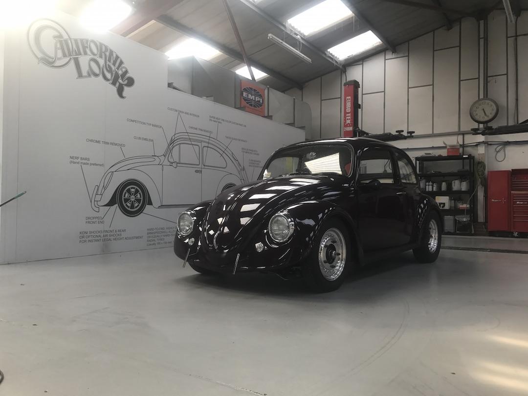 Kustom Kolors beetle
