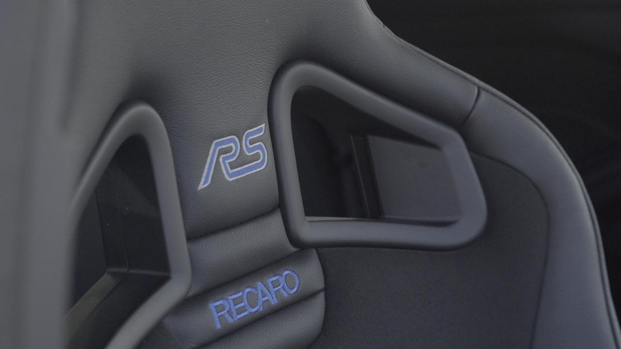 Focus RS Recaro seat