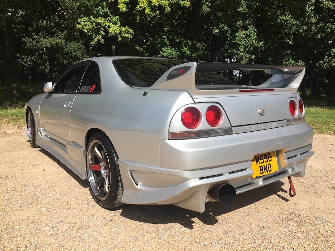 Skyline Nissan