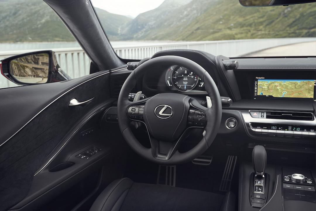 LC interior