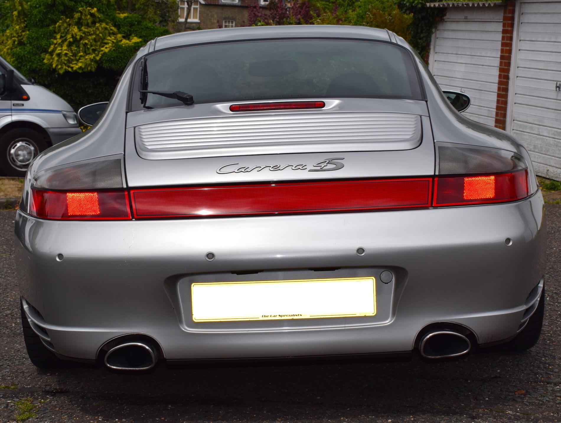 Porsche 996 C4S wide body