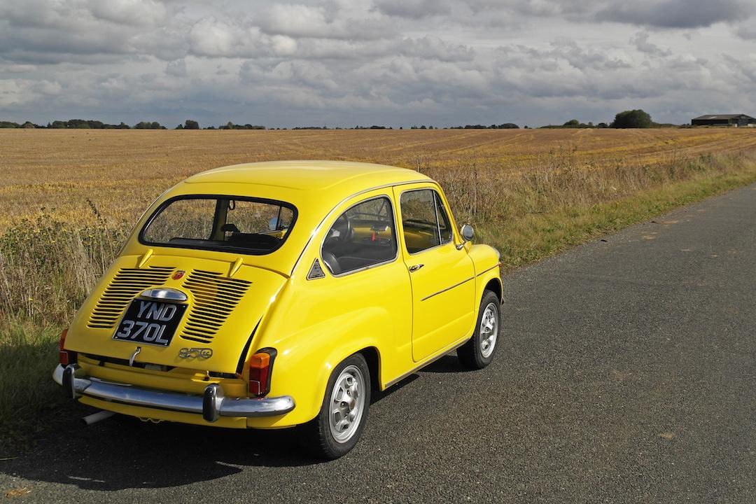 Seat 600 yellow
