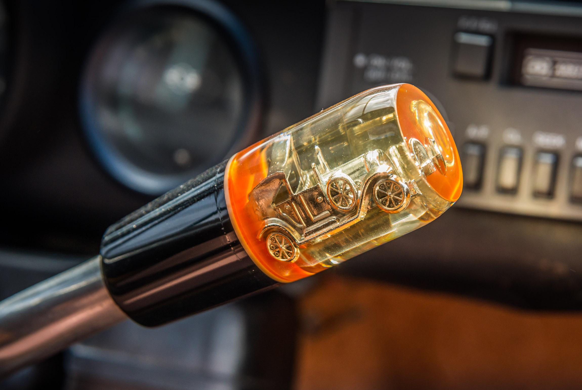 Trabant P601 indicator stalk