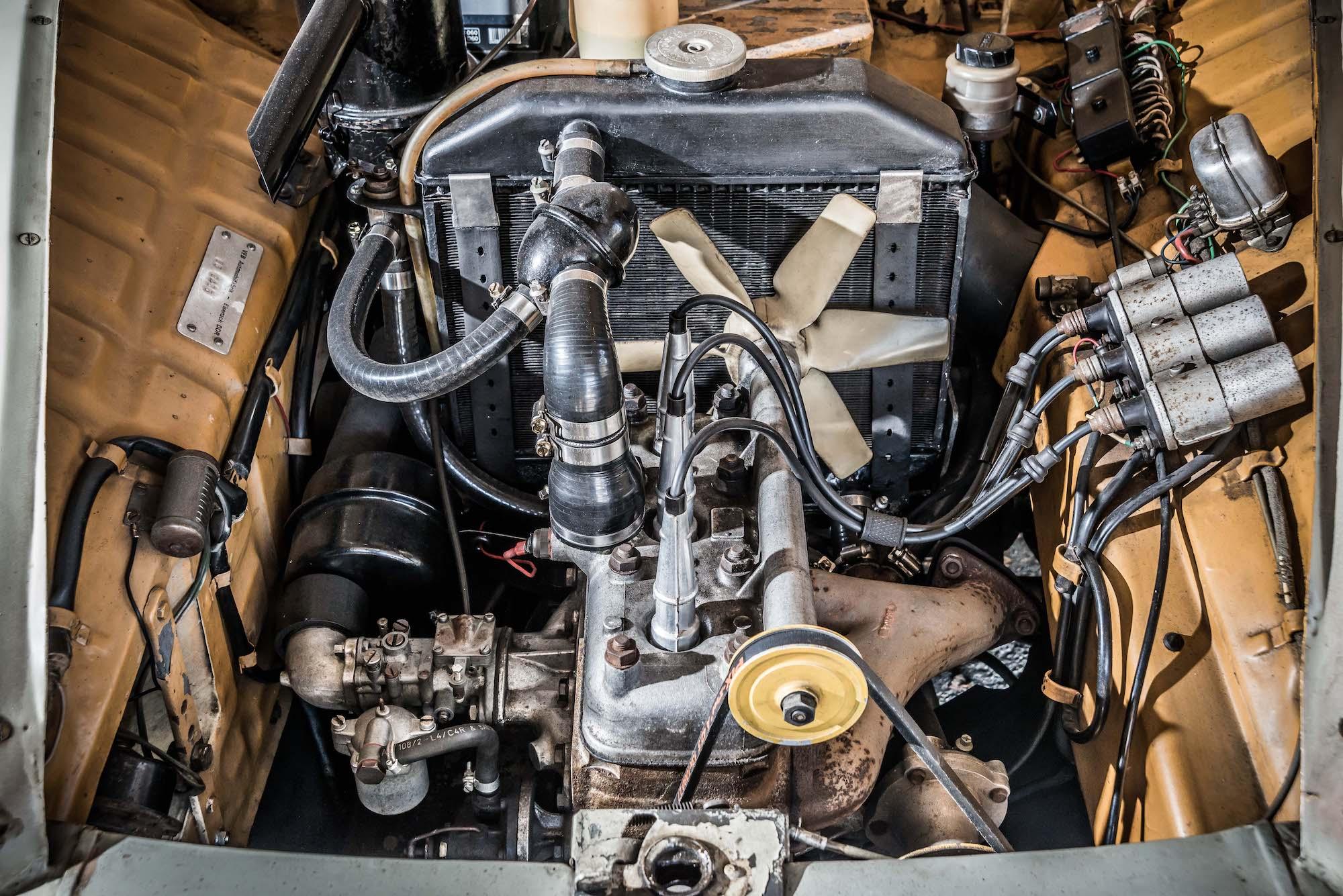 Wartburg 1000 de luxe
