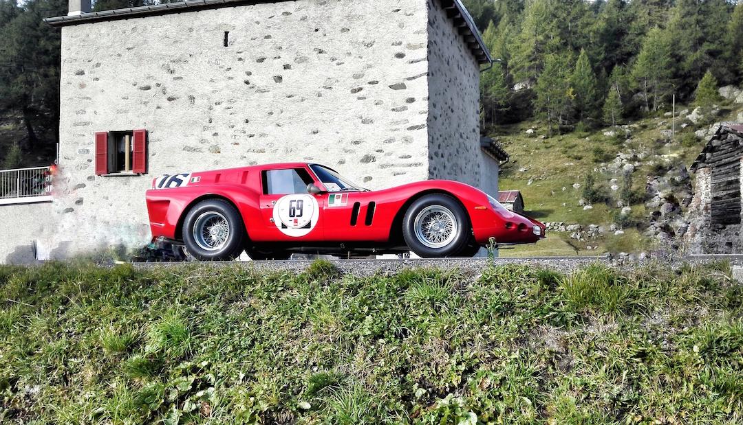 Bernina Ferrari