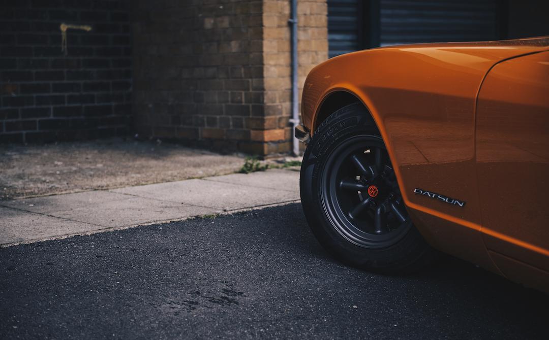 240Z wheel