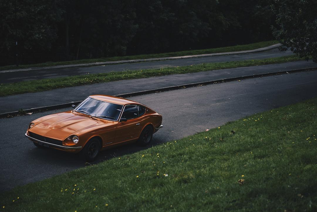 240Z orange