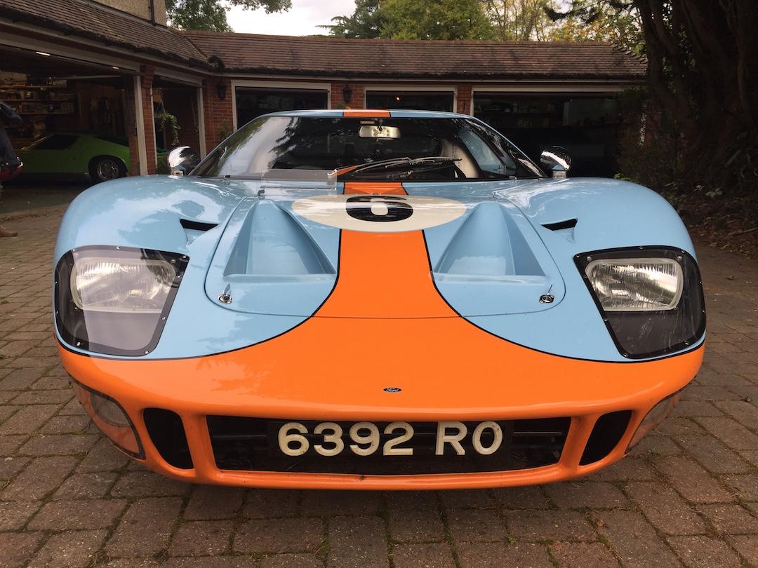 GTD40 replica GT40