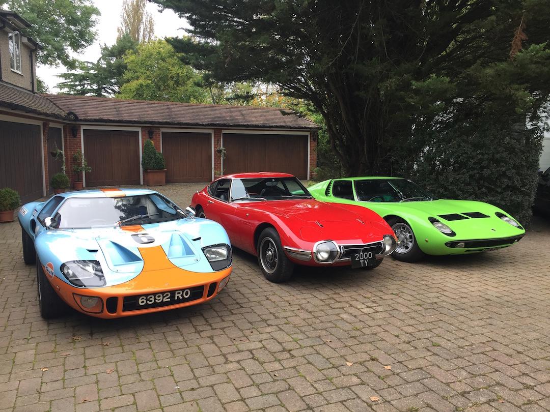 JHW classics star cars