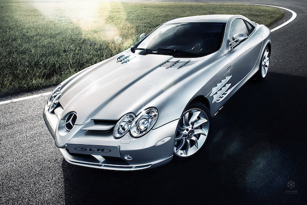 Tom Kurek Mercedes SLR