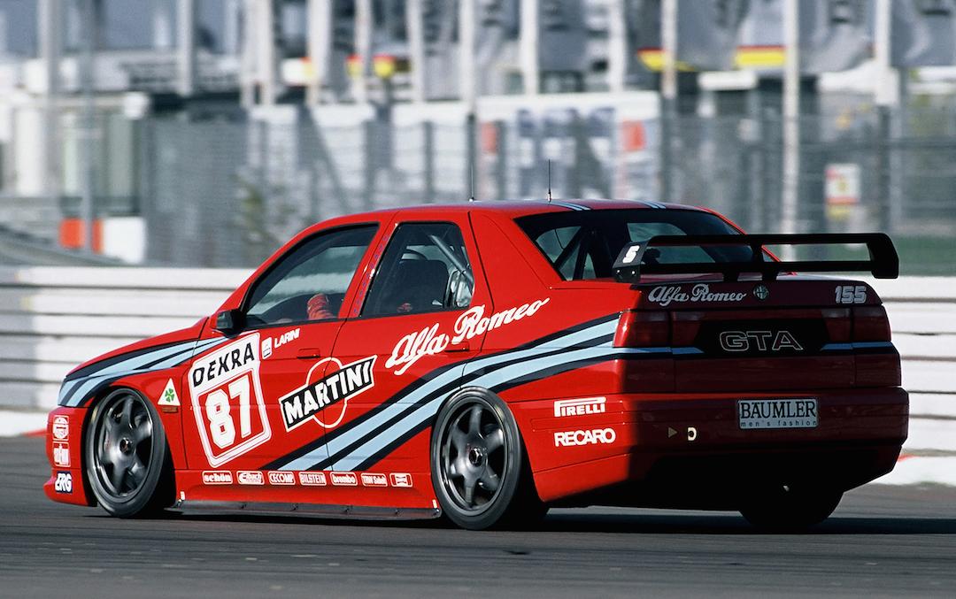 Alfa touring car