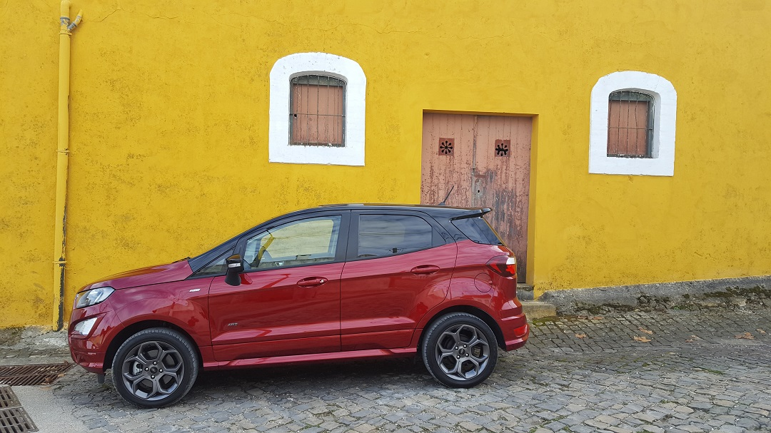 Ecosport feature