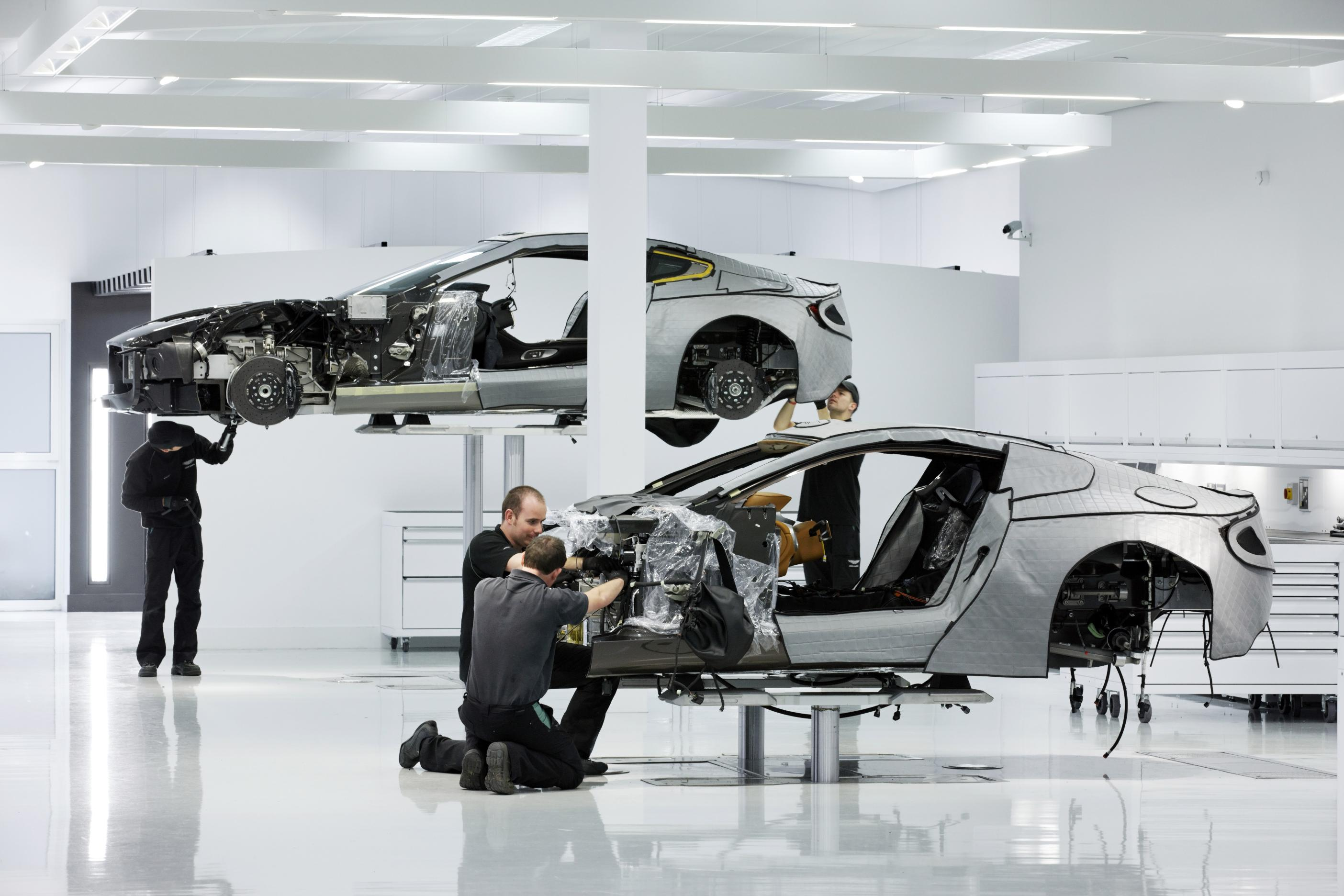 One-77 in production