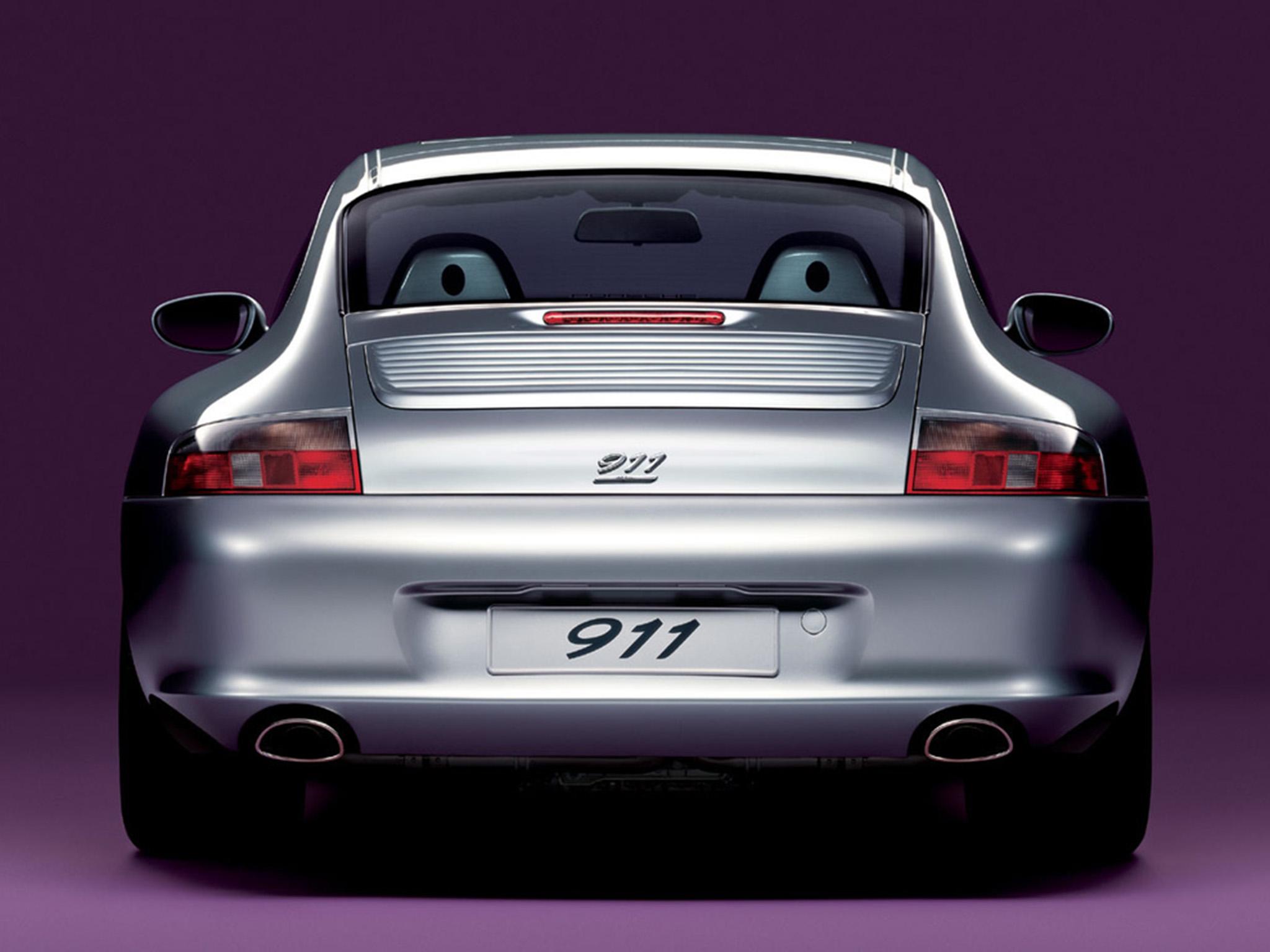Porsche 911 996 rear