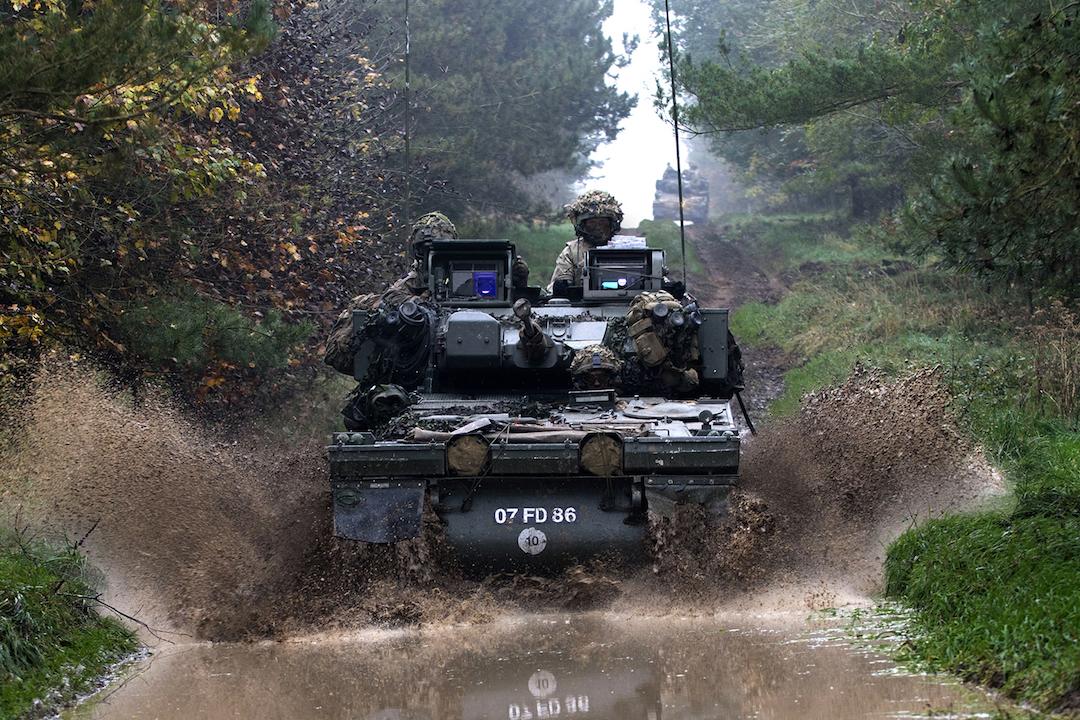 Ex military scimitar