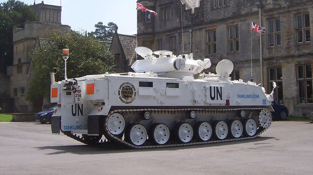 tank limo