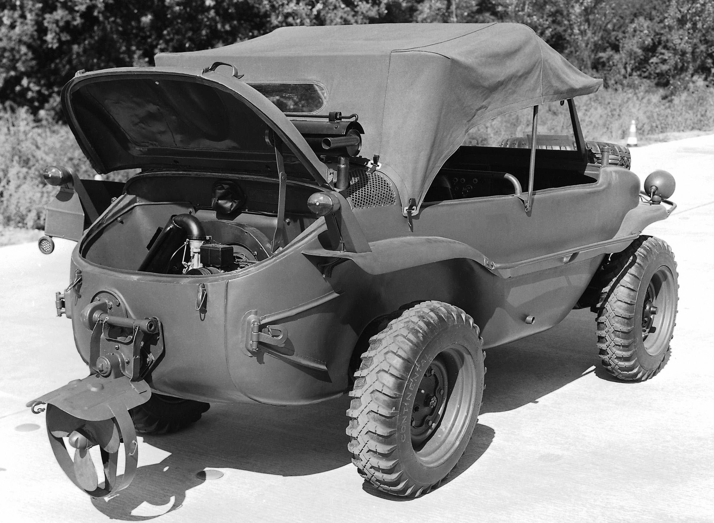 Ex military schwimmwagen VW