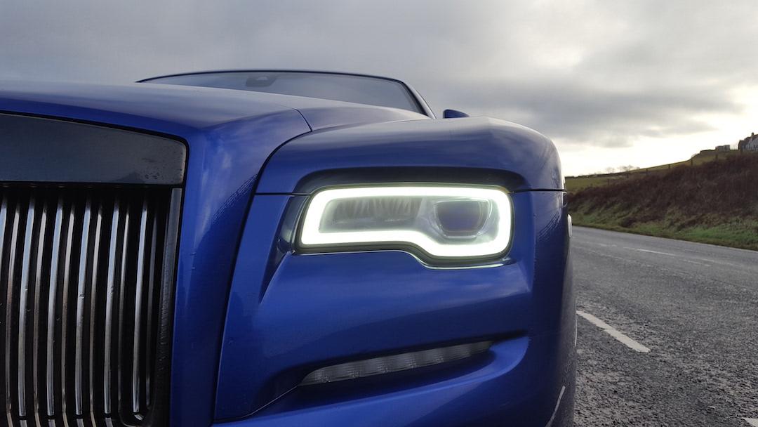 Wraith headlight