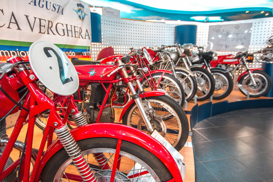 MV Agusta museum