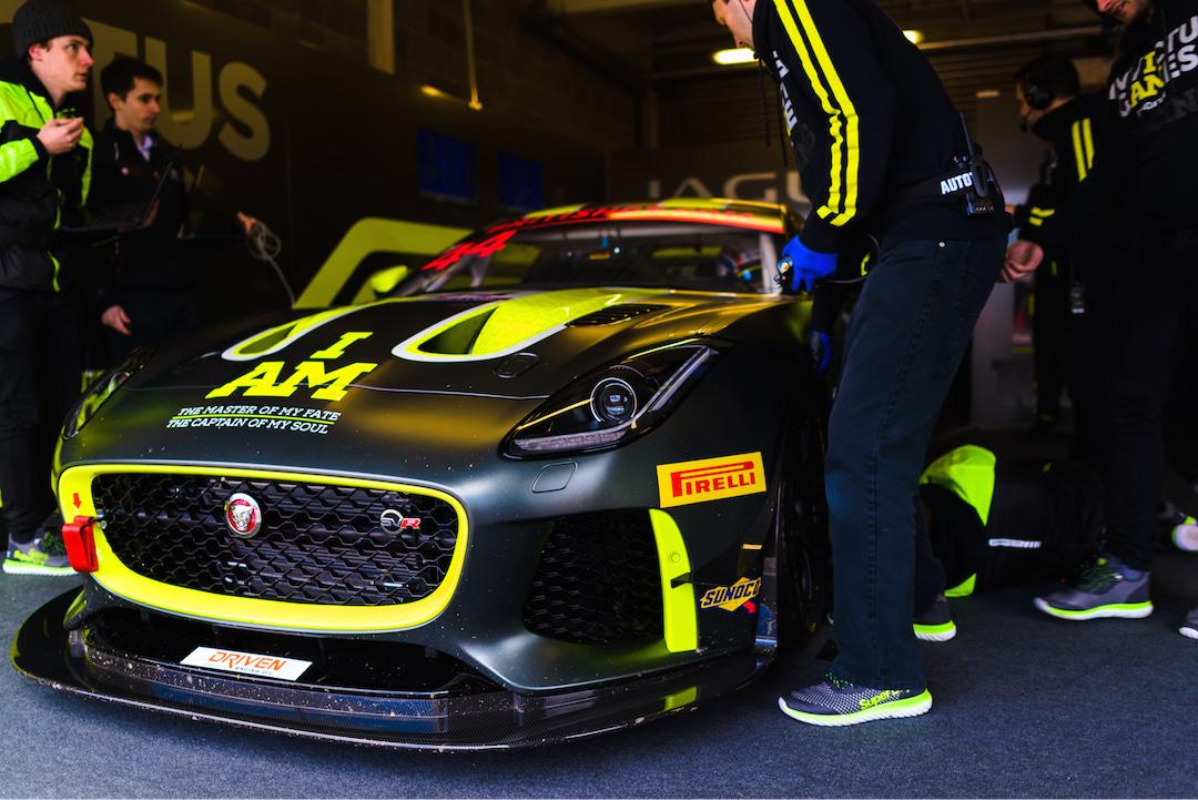 British GT Jaguar