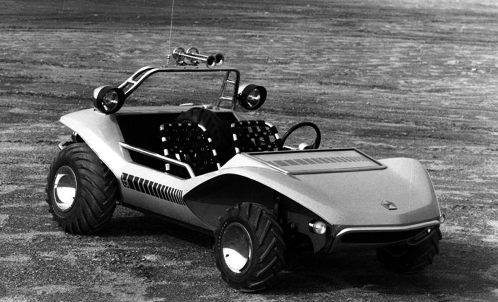 Bertone shake beach buggy
