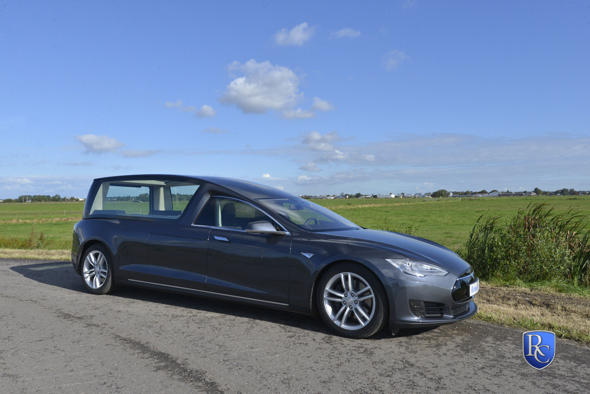 RemetzCar Tesla hearse