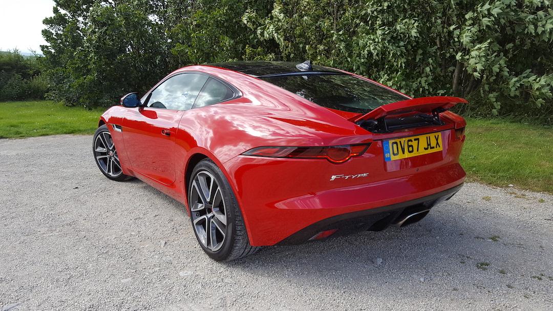 Jaguar F-Type - Influx