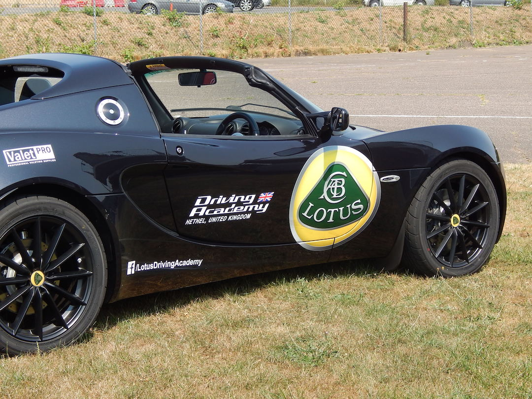 Lotus Driving Academy Elise