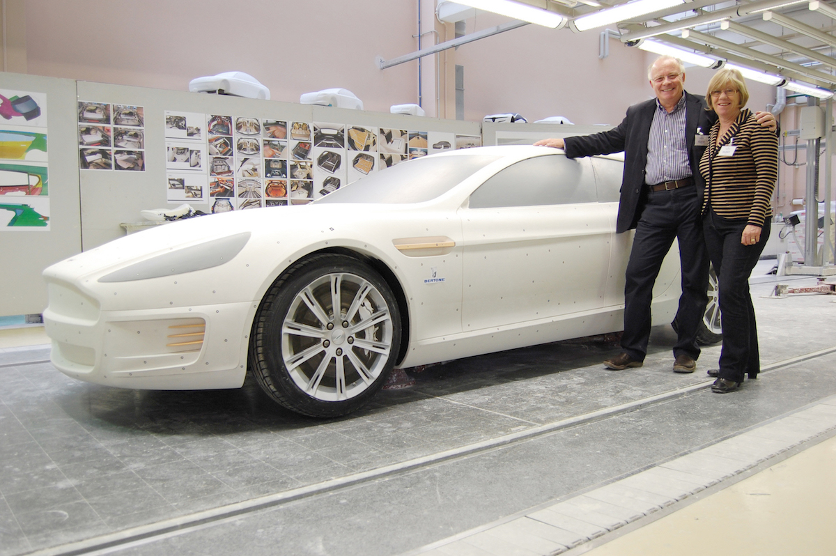 Aston Jet model