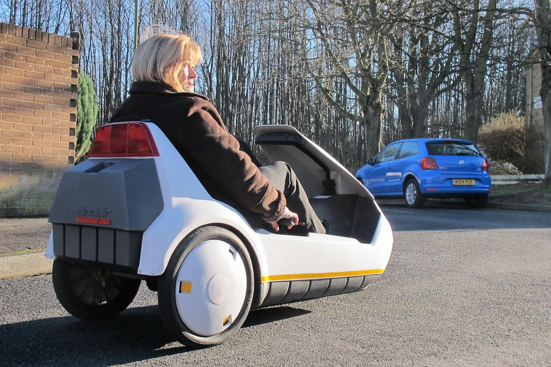Sue Baker Sinclair C5