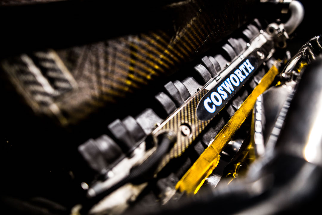 Cosworth header