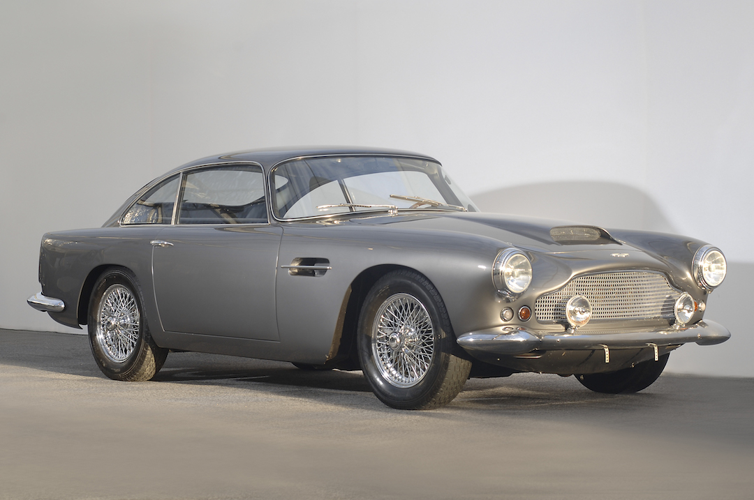 A Grand Touring Heavyweight 60 Years Of The Aston Martin Db4 Influx