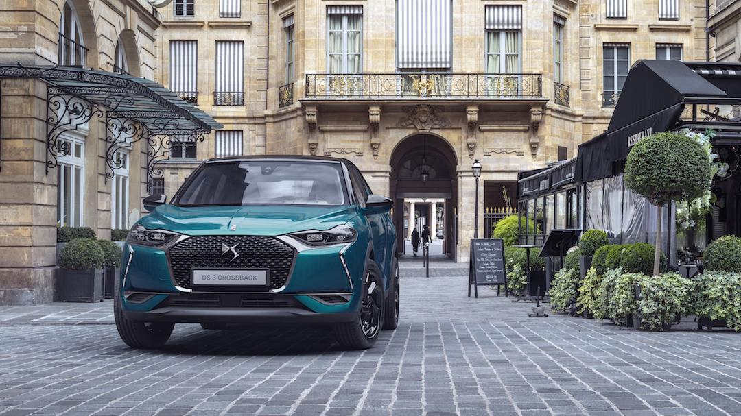 PSA groupe DS3 CROSSBACK