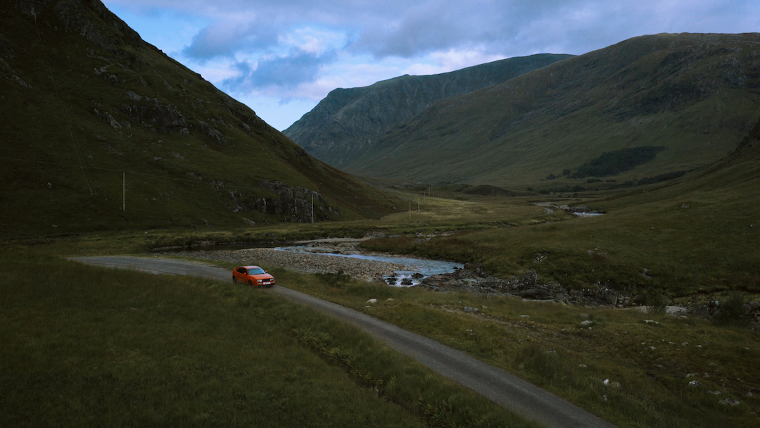 corrado in highlands
