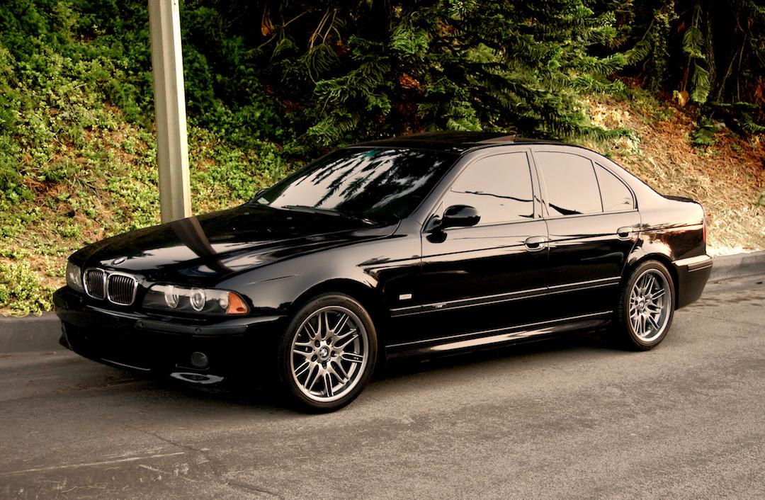 GT car - E39 M5