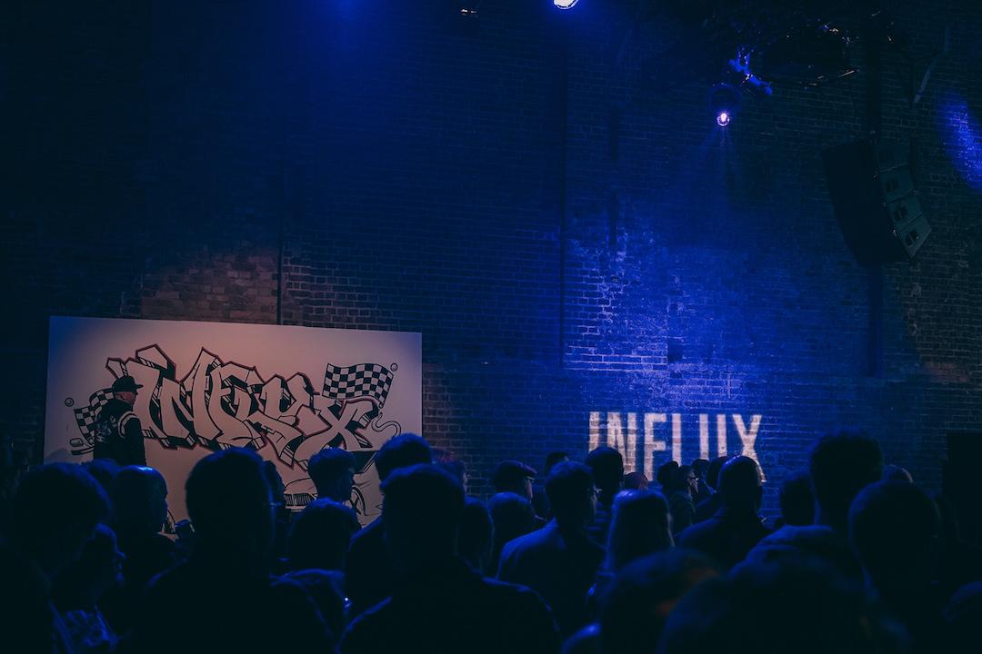 graffiti kings influx event