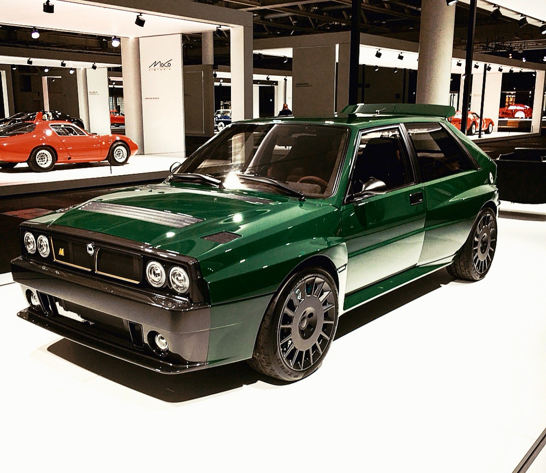 Delta Integrale of the future