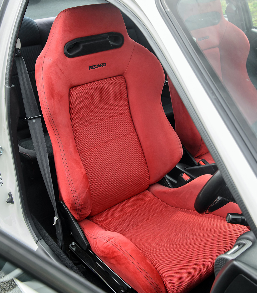 Honda Integra seats