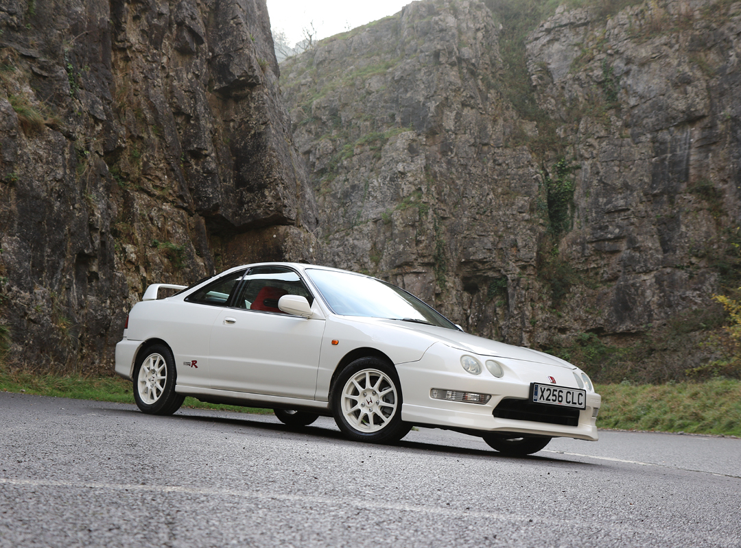 Integra white