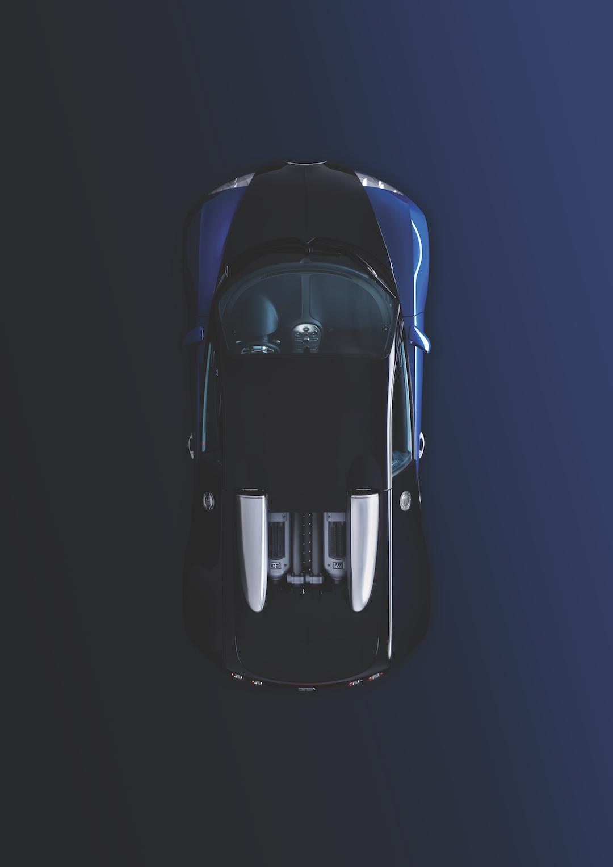 Influx calendar Bugatti Veyron