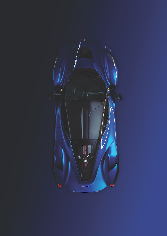 Influx calendar Ferrari Laferrari