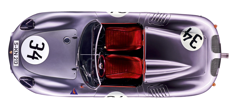718 Sixty Years Of Porsche S Targa Florio And F1 Flier Influx