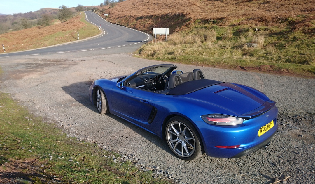 718 Boxster Wales