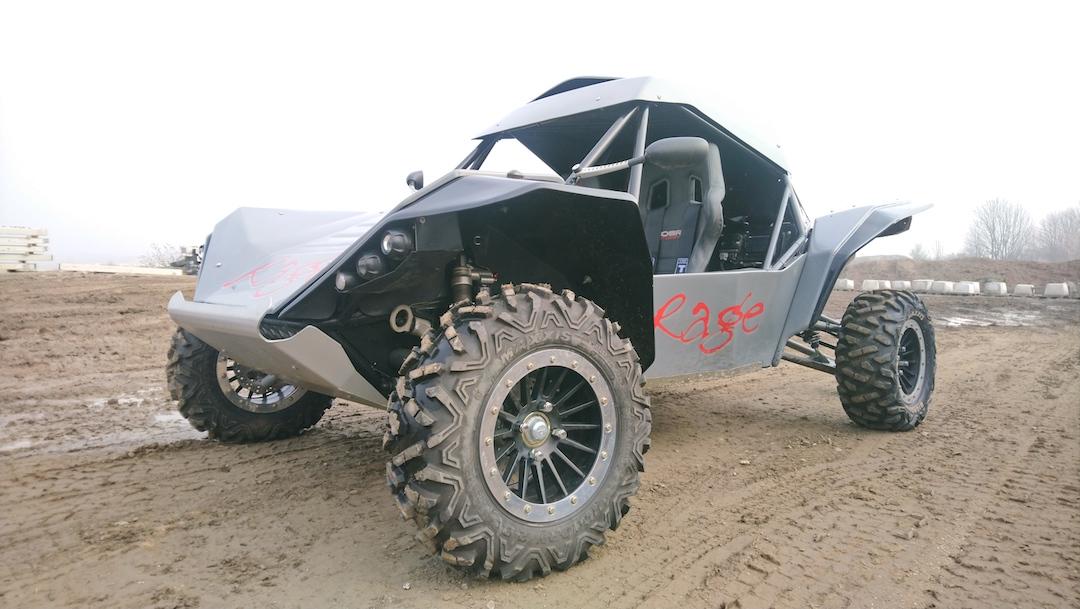 Rage buggy