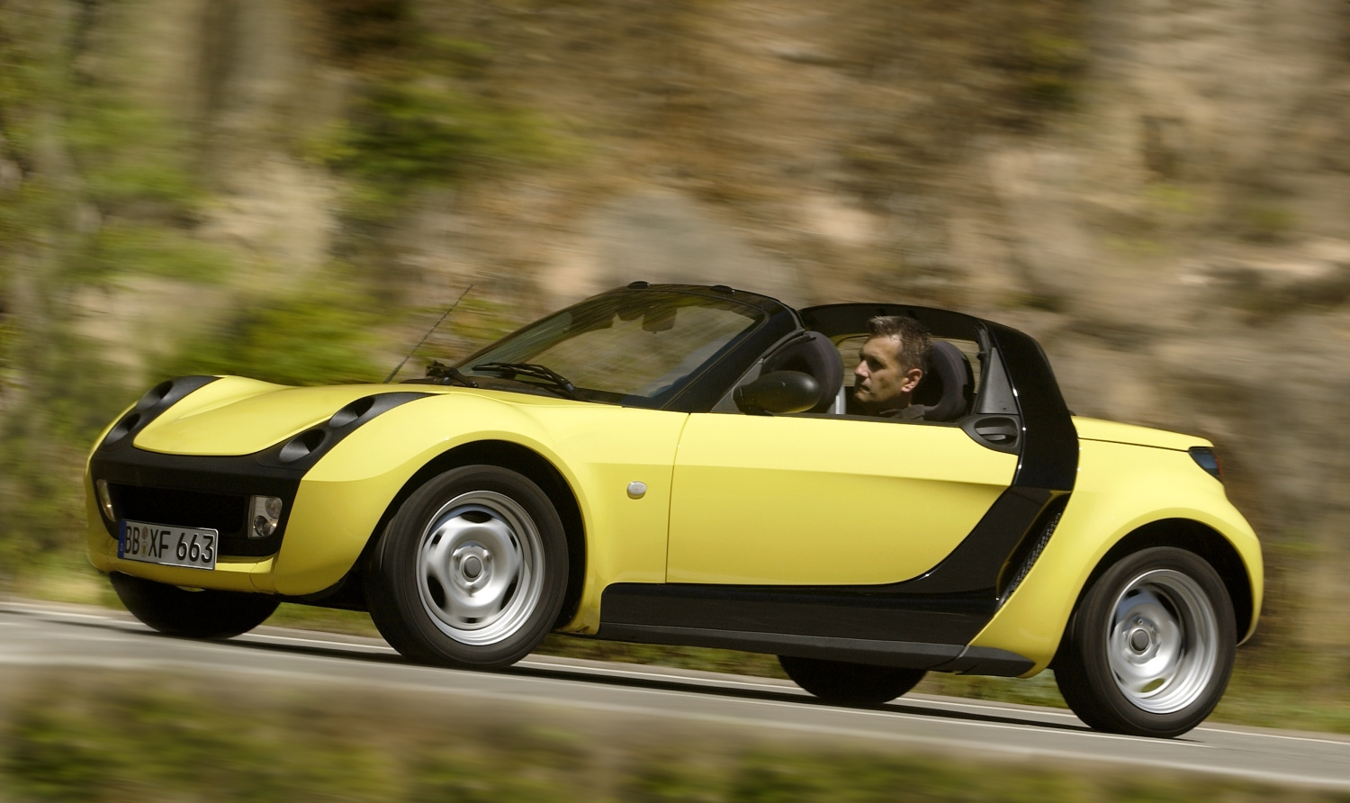 smart roadster and roadster coupe influx. Black Bedroom Furniture Sets. Home Design Ideas